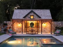 18 Absolutely Amazing Pool House Designs That Will ...