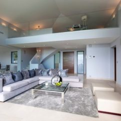 Mixing Furniture Styles Living Room Wall Decorations 15 Interesting Mezzanine Designs That Will ...