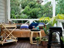18 Fascinating Boho Chic Terrace Designs For Full ...