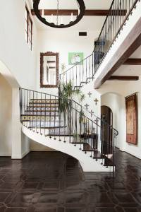 15 Incredible Mediterranean Staircase Designs That Will ...
