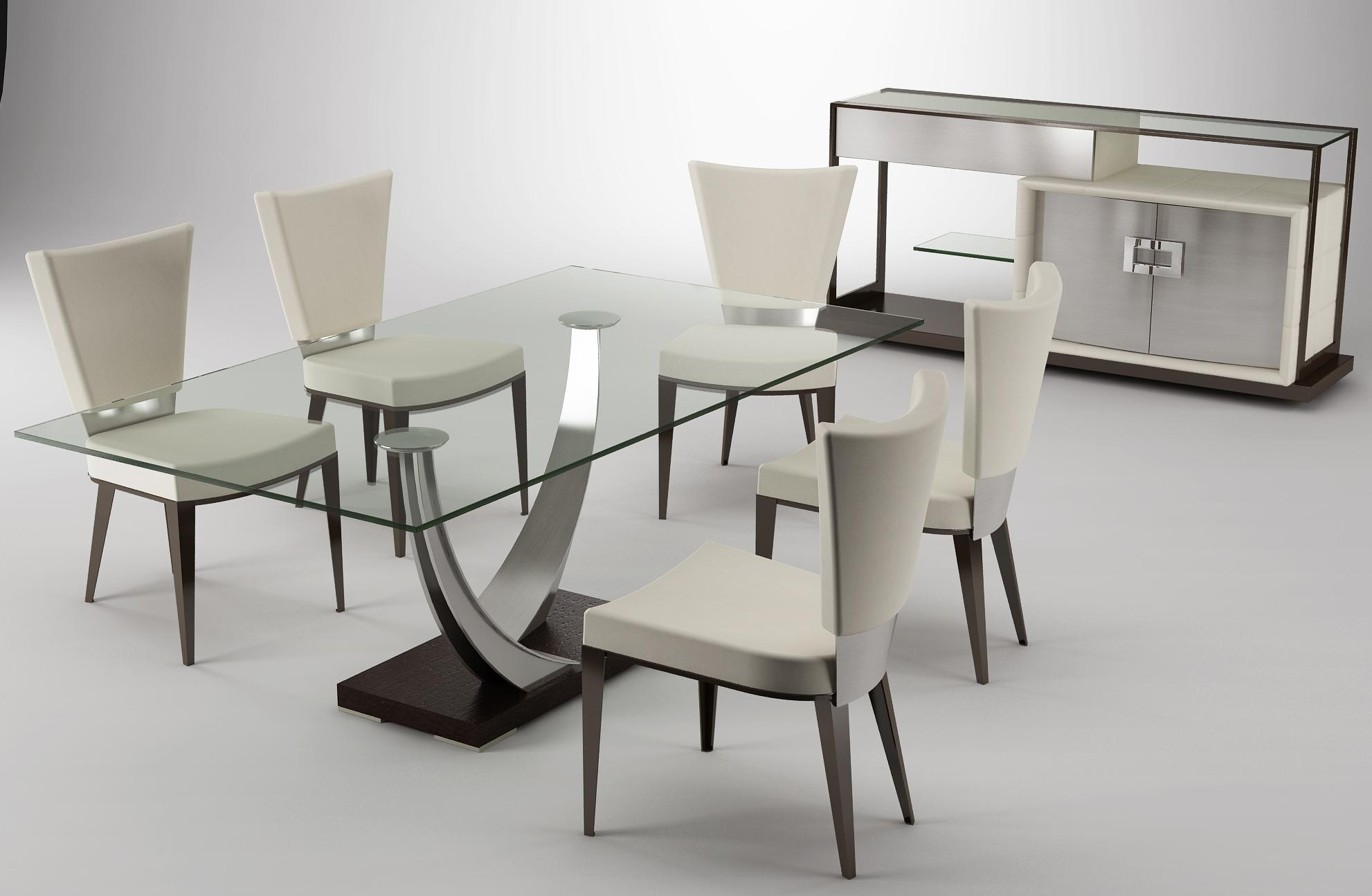 designer dining chairs twin baby high 19 magnificent modern tables you need to see right now