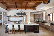 Charming Mediterranean Kitchen Design