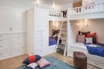 Lovely Mediterranean Kids' Room Design Ages