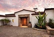 Santa Barbara Modern Style Homes Exterior