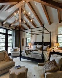 Captivating Mediterranean Bedroom Design