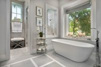18 Divine Contemporary Bathroom Designs With Freestanding ...