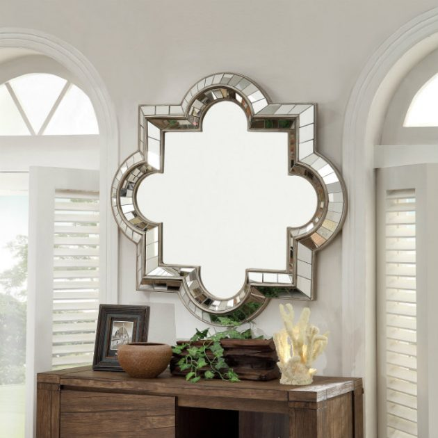 10 Most Stylish Wall Mirror Designs To Adorn Your Modern