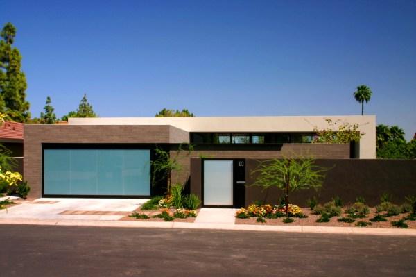 Contemporary Home Design Arizona