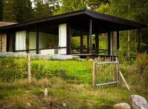 The Lundnäs House by Delin Arkitektkontor in Hälsingland ...