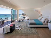 The Wave House by Architect Mark Dziewulski in Malibu ...
