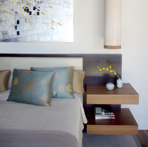 17 Adorable Floating Nightstand Designs To Refresh The