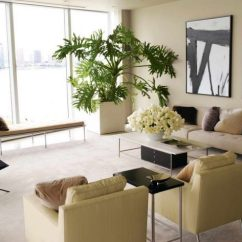 Living Room Flowers Grey Carpet Designs 18 Outstanding Ideas To Decorate The With Plants