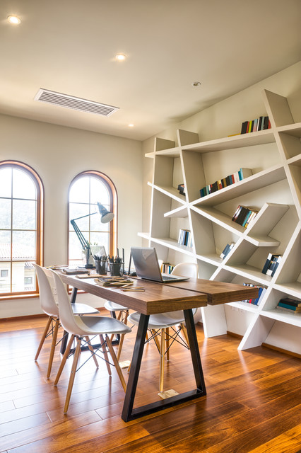 19 Cool Amp Productive Home Office Designs That Everyone