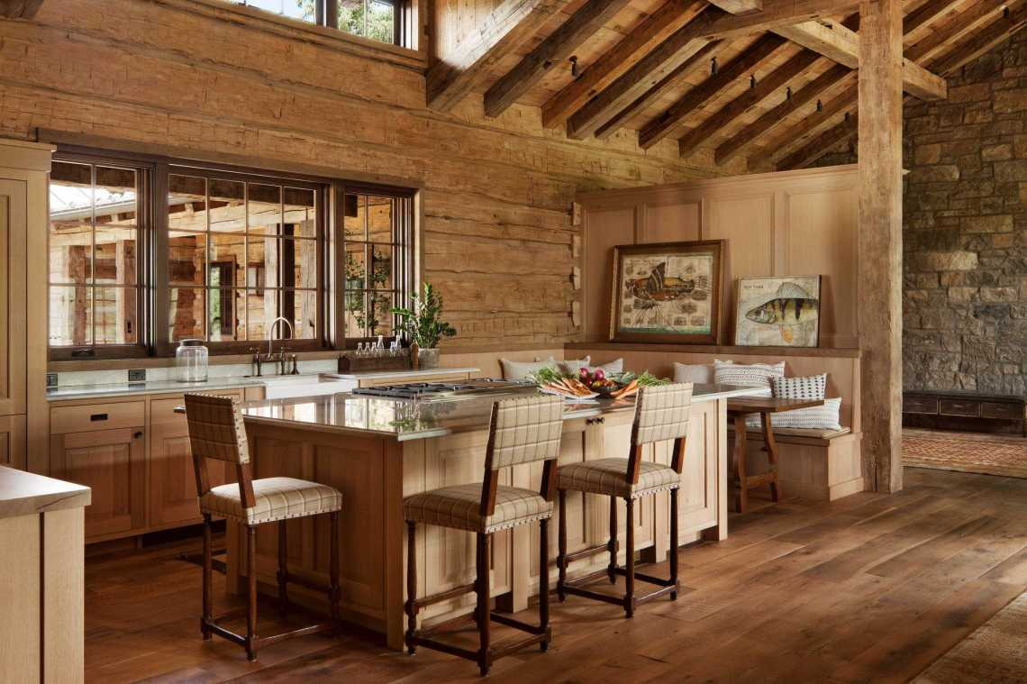 15 Inspirational Rustic Kitchen Designs You Will Adore
