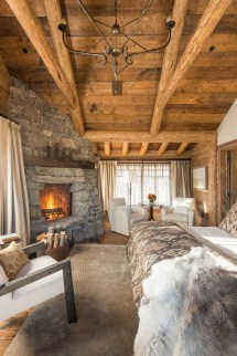 Wicked Rustic Bedroom Design