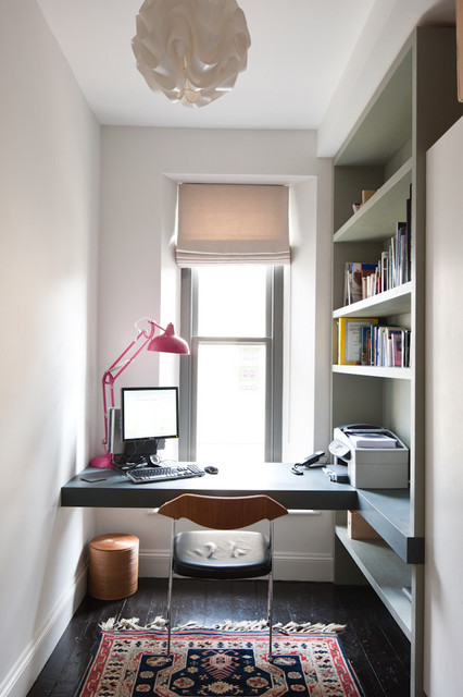 See our 20 favorite small bedrooms. 19 Super Functional Mini Home Office Designs That Will