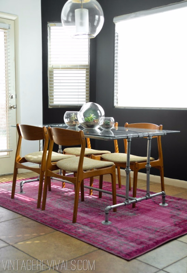 16 Awesome DIY Dining Table Ideas