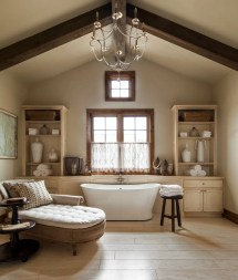 Fantastic Rustic Bathroom Design