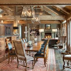Best Living Room Decor Home Design 16 Majestic Rustic Dining Designs You Can't Miss Out