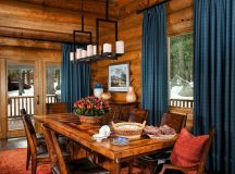 16 Majestic Rustic Dining Room Designs You Can't Miss Out