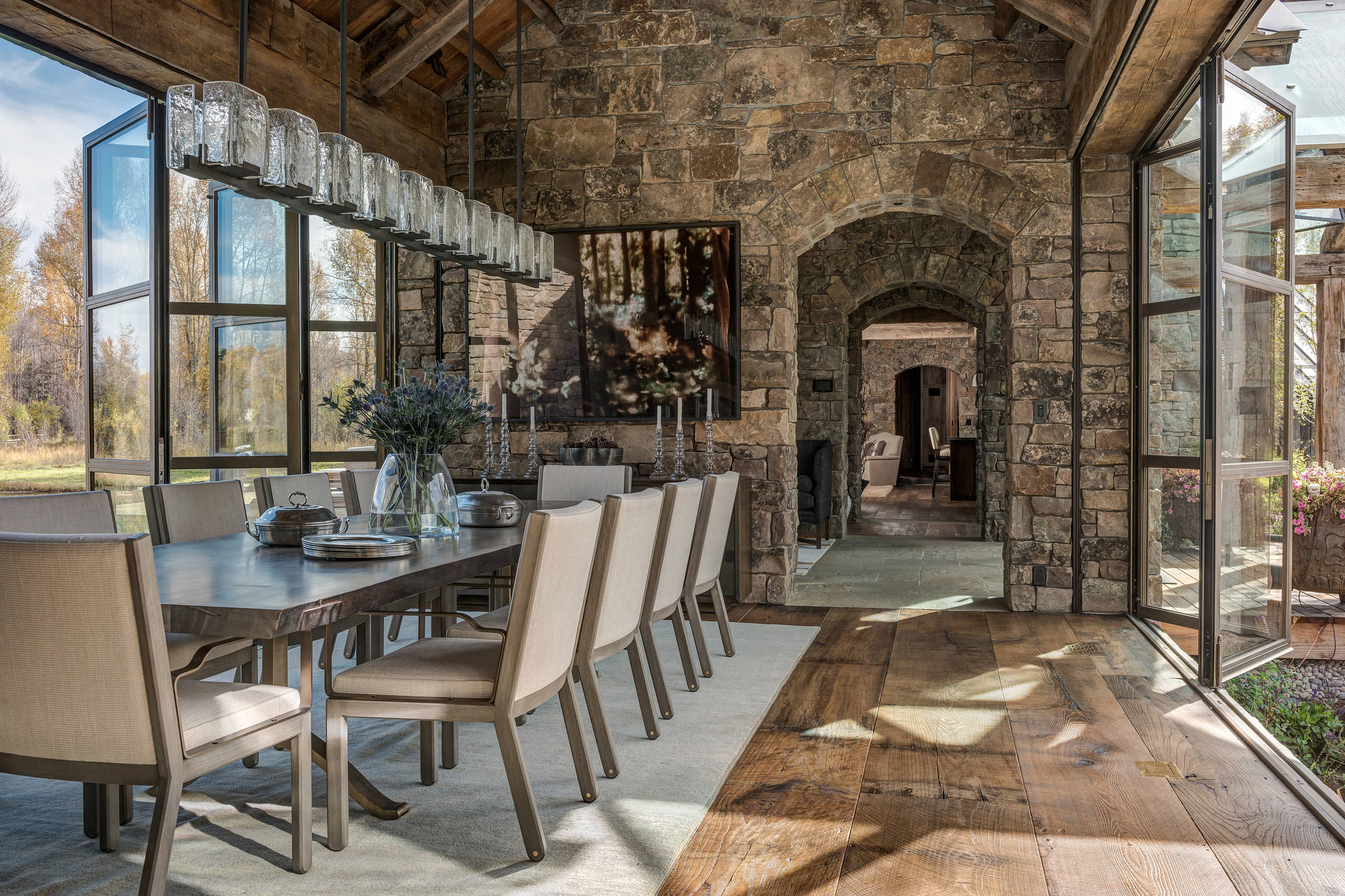 16 Majestic Rustic Dining Room Designs You Cant Miss Out