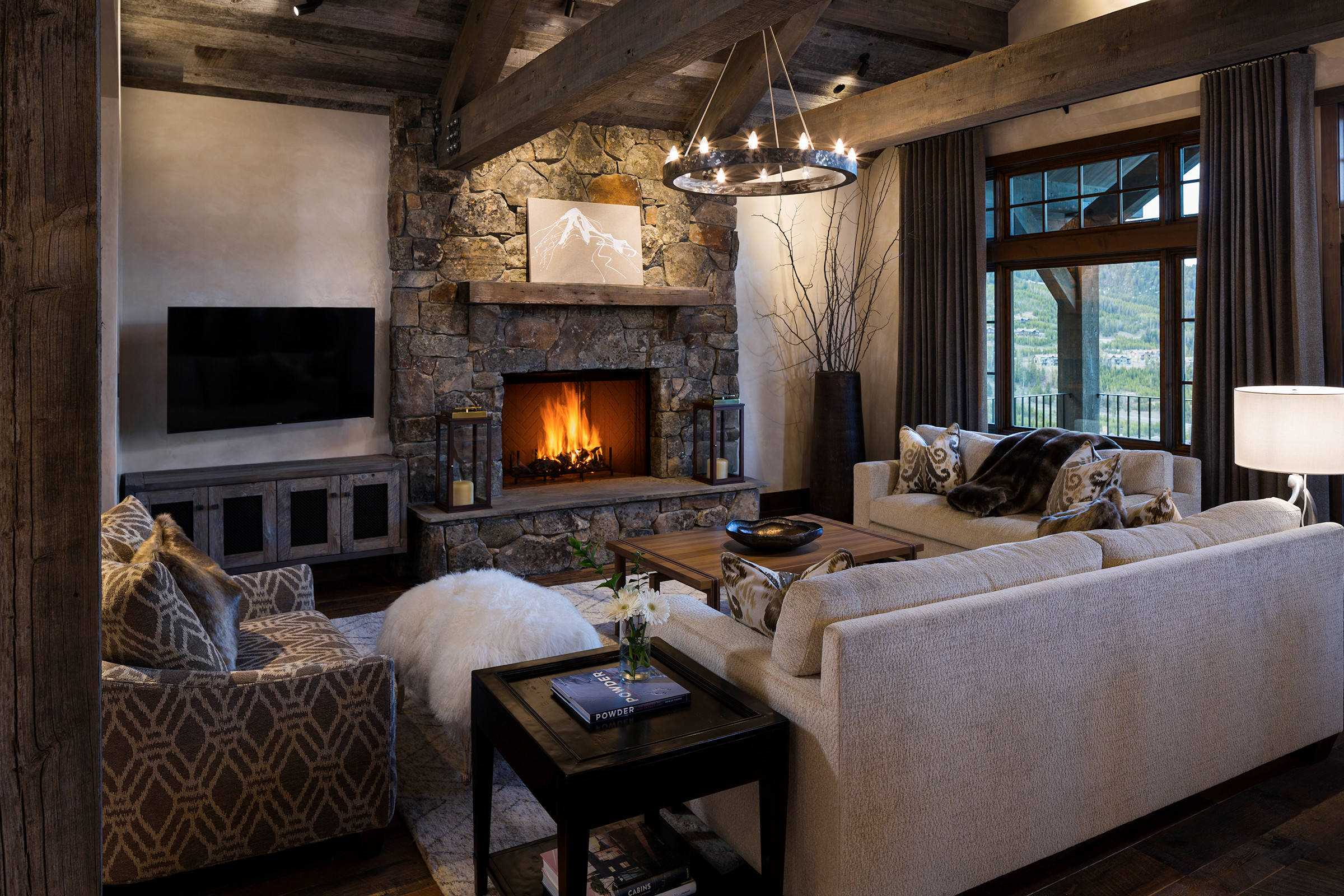 living room paint ideas 2016 best green color for 16 sophisticated rustic designs you won't turn ...