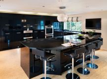 18 Black Kitchen Designs For Everyone Who Thinks Outside ...