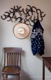 18 Super Cool DIY Horseshoe Projects That Will Add Charm ...