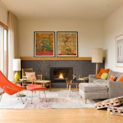 Retro Living Room Paint For 18 Magnificent Ideas Decorating