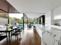 Curva House by LSA Architects & Interior Design in ...