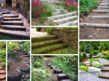 garden stairs Archives - Architecture Art Designs