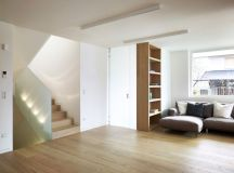 MP Apartment by Burnazzi Feltrin Architects in Valcanover ...