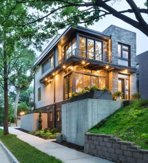 Modern Organic Home John Kraemer & Sons In Minneapolis Usa