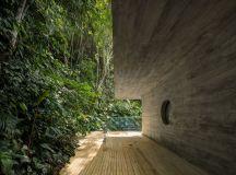 The Jungle House by Studio MK27 in Brazil