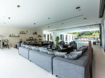 The Museum Modern Home by DIJ Group in Beverly Hills, LA