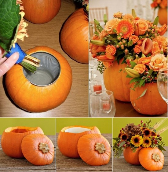 Fascinating DIY Pumpkin Decorations To Beautify Your Home Decor