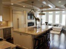 18 Gorgeous Ideas Of Granite Kitchen Countertops That You ...