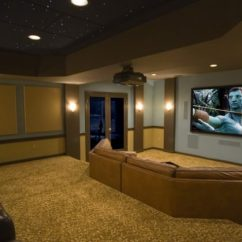 Living Room Arrangements For Small Spaces Wall Murals 20 Marvelous Home Cinema Designs That Will Surprise You