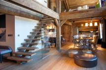 Enchanting Rustic Staircase Design '