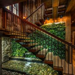 Rustic Elegant Living Room Designs Best Green Paint For Rooms 15 Enchanting Staircase That You're Going ...