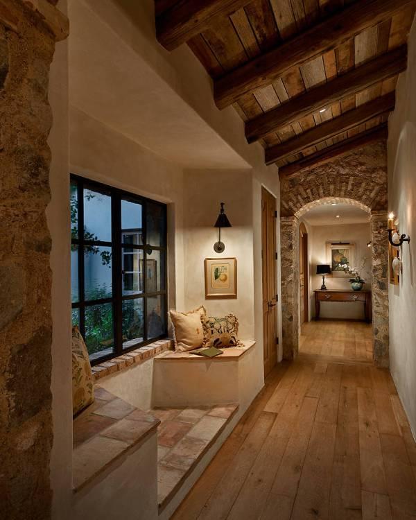 Great Rustic Hallway Design Inspire With