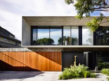 Concrete House by Matt Gibson Architecture in Melbourne ...