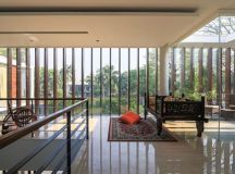 Gallery House by DADA & Partners in Chattarpur, India