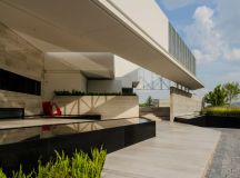 JRB House by Reims Architecture in Queretaro, Mexico