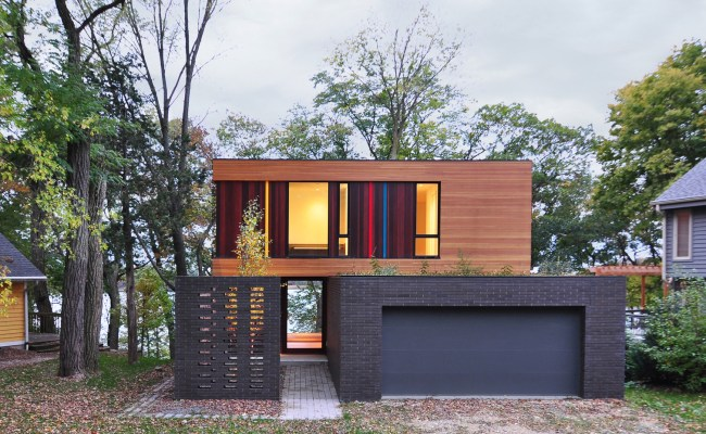 The Redaction House By Johnsen Schmaling Architects In