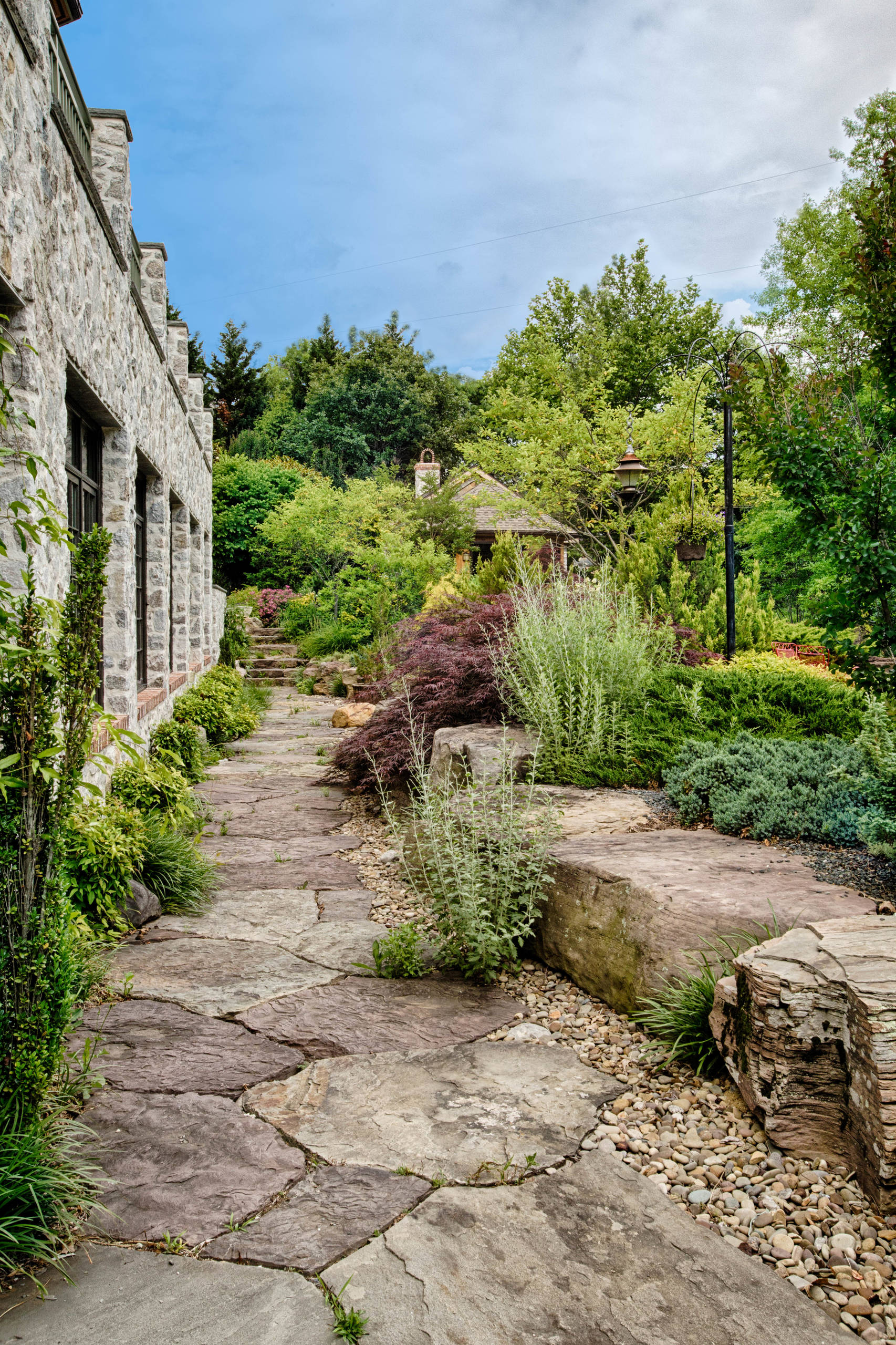 Outdoor Rock Garden Ideas