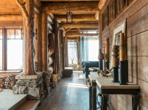 15 Welcoming Rustic Entry Hall Designs You're Going To Adore