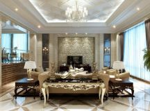 19 Divine Luxury Living Room Ideas That Will Leave You ...