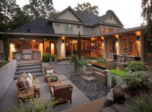 16 Magical Rustic Patio Designs That You Will Fall In Love ...