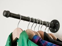 16 Super Simple Clothes Rail Designs That You Can Make By ...